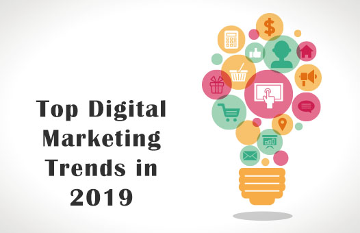 Top Digital Marketing Trends In 2019 | Netilly