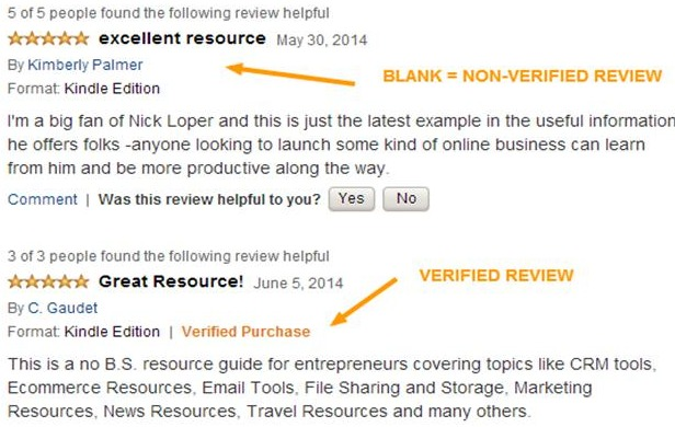 Amazon seo product review