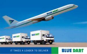 Blue Dart Express-logistics-companies-in-India