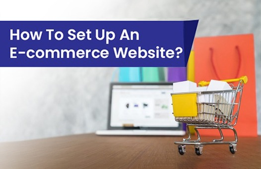 How to set up an eCommerce website?