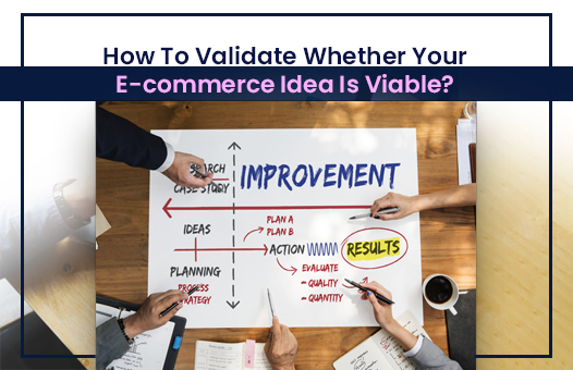How To Validate Whether Your E-commerce Idea Is Viable?