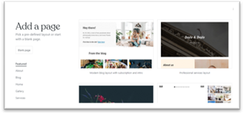 ecommerce - product page