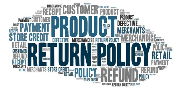e-commerce return policy