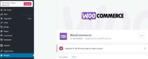 Installing and setting up WooCommerce