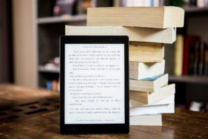 Online e-books and audiobooks